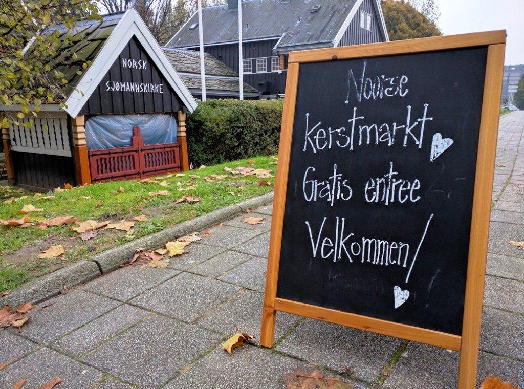 kerstmarkt noorse