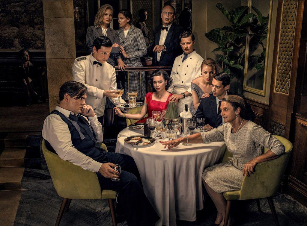 the restaurant serie