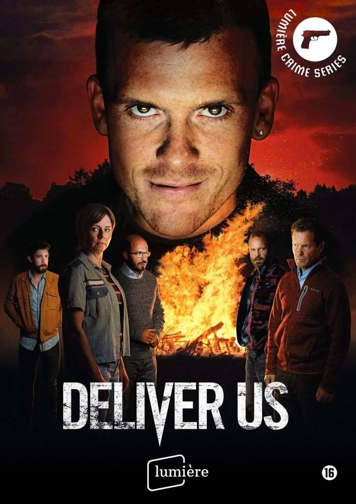 deliver us dvd serie
