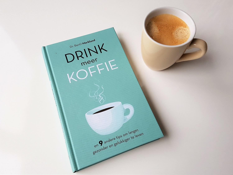drink meer koffie boek