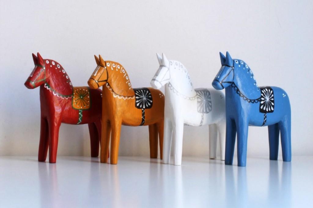 zweedse paardjes swedish giftshop