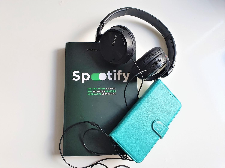 boek Spotify