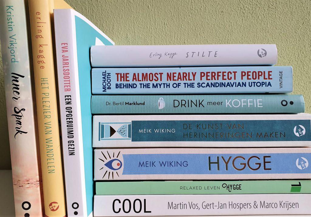 boeken scandinvische lifestyle