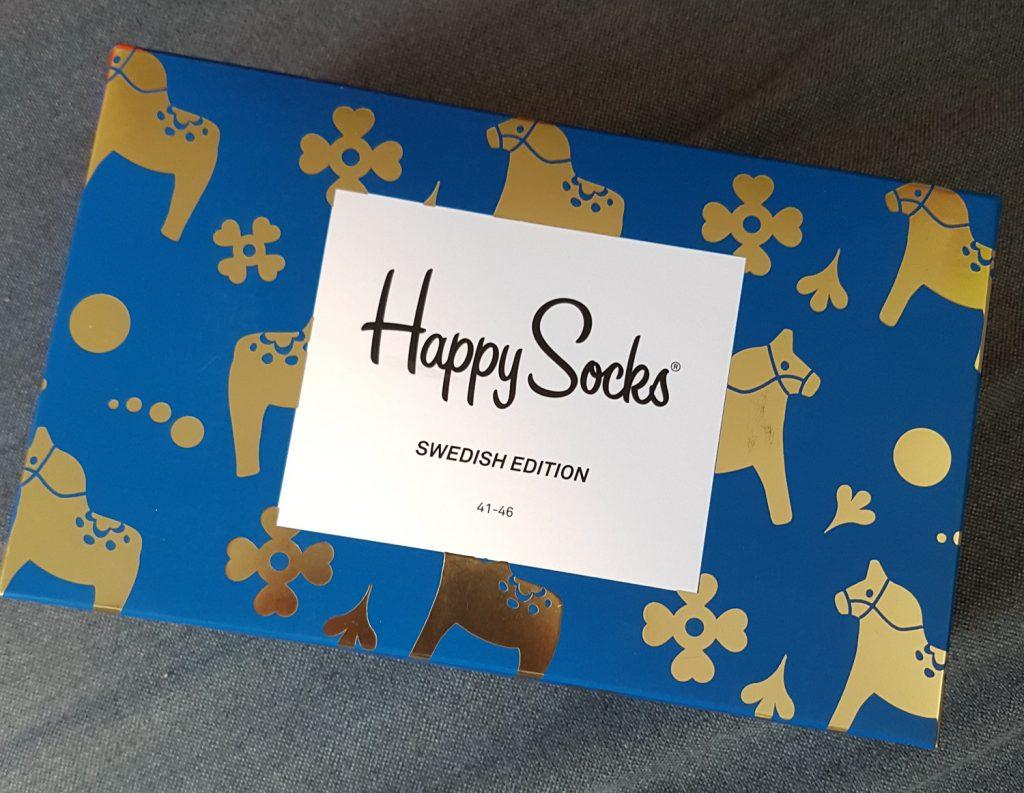happy socks zweeds