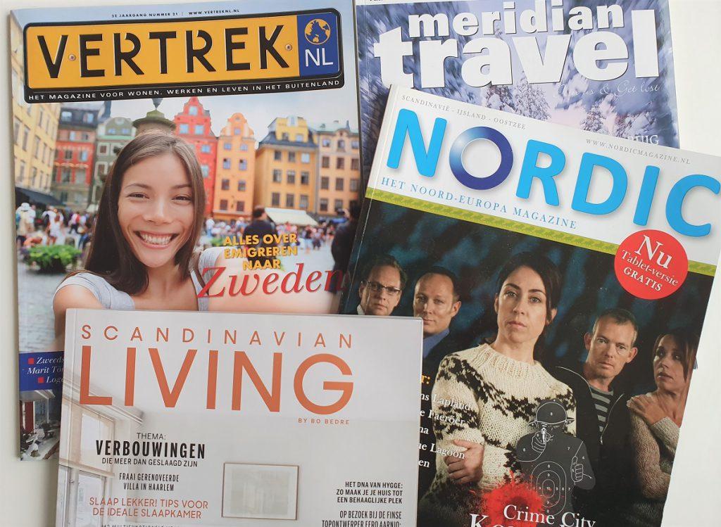 scandinavisch tijdschrift