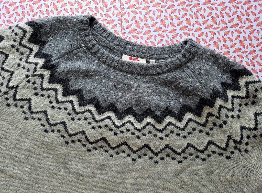 scandinvische truien