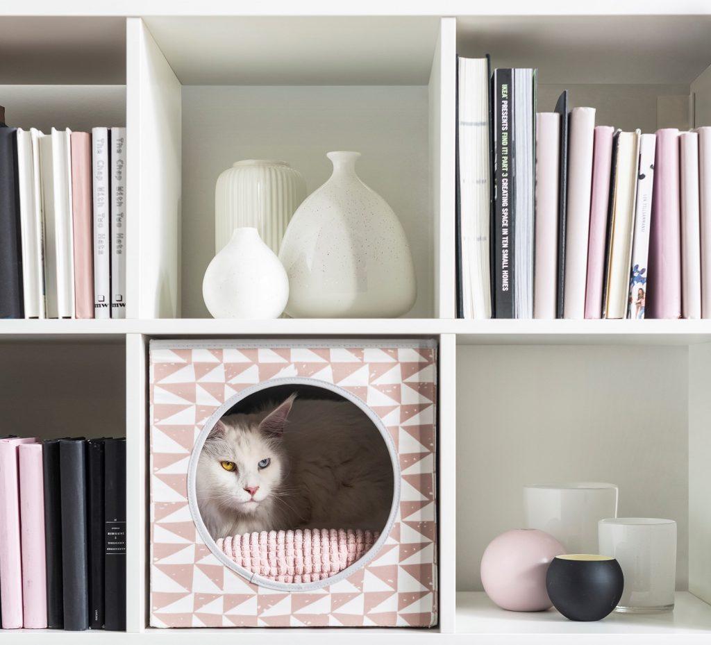 IKEA LURVIK kattenhuis