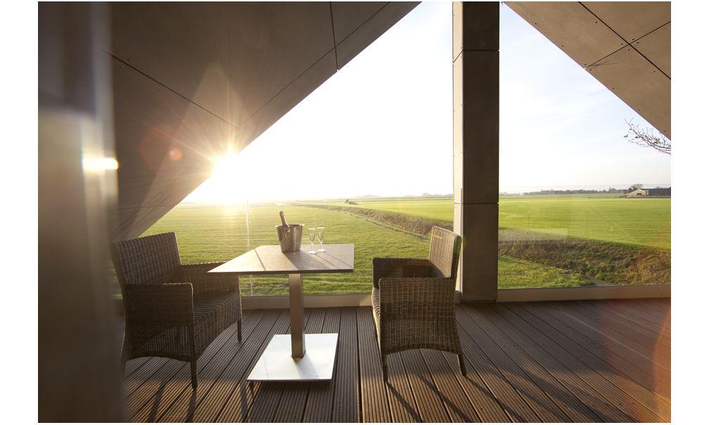 Scandinavisch appartement in Nederland