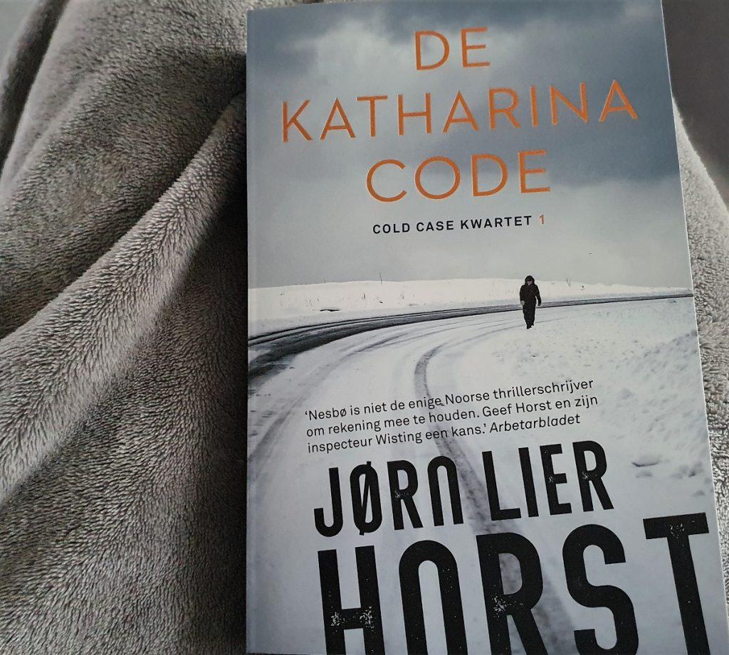 Katharinacode Jorn Lier Horst
