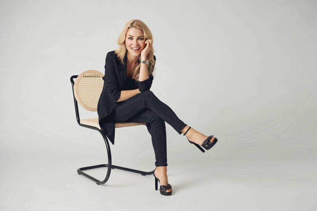 Eva Harlou ontwerper Auping Noa bed