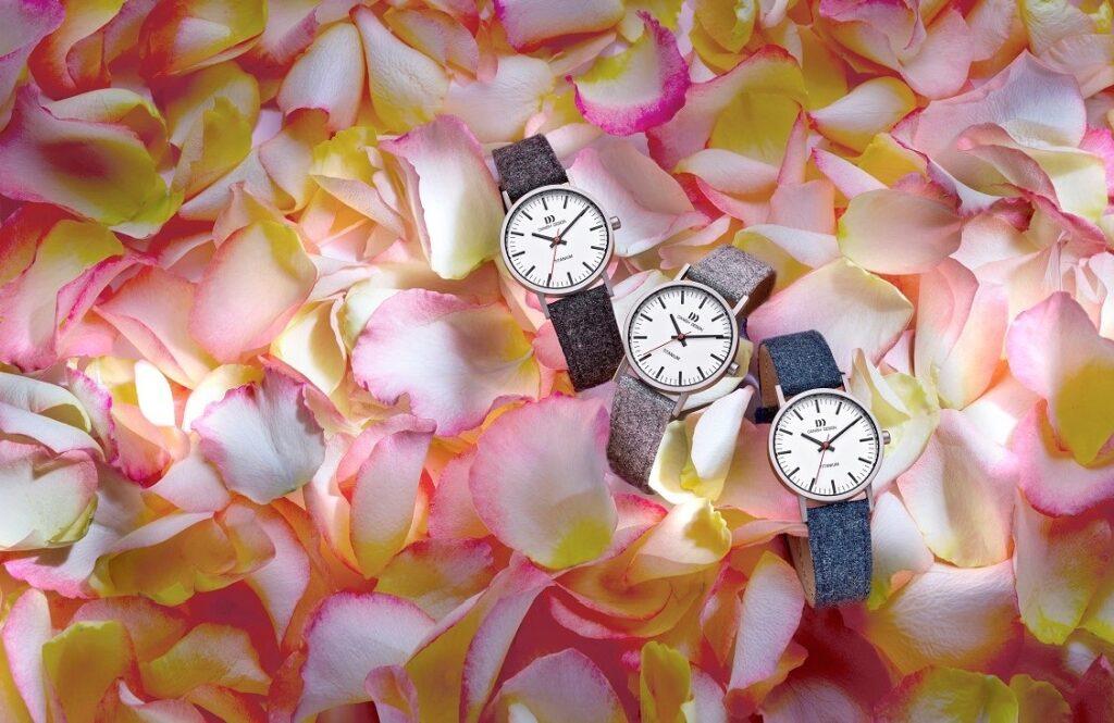 Danish Design horloge vegan bandje