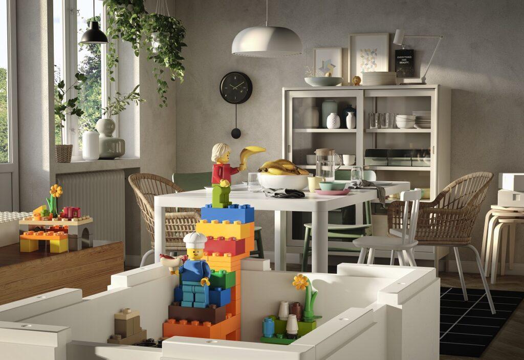 Ikea en Lego