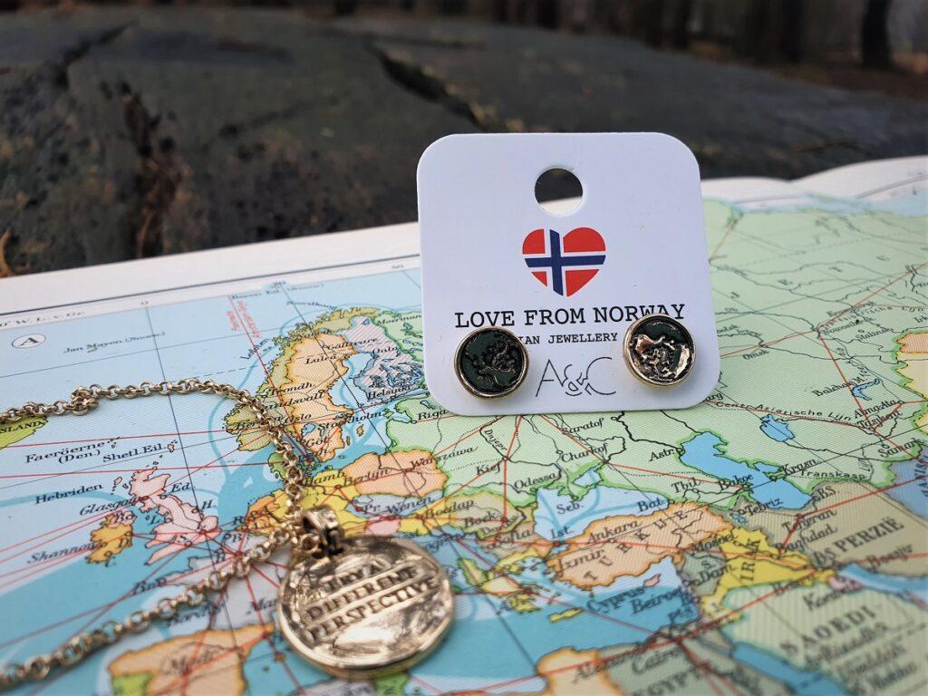 Noorse sieraden van A&C Oslo