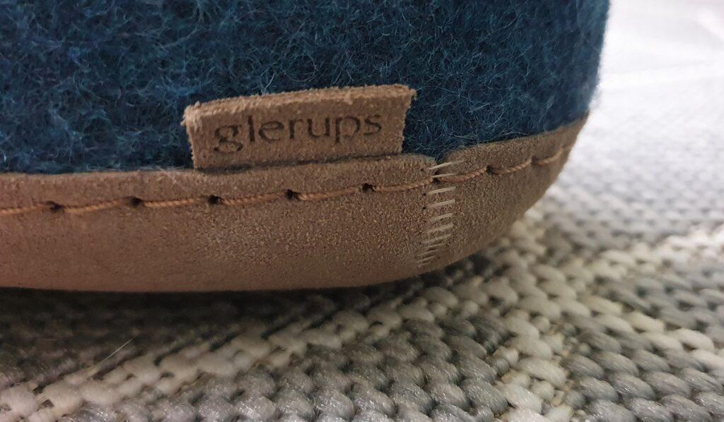pantoffels van Glerups