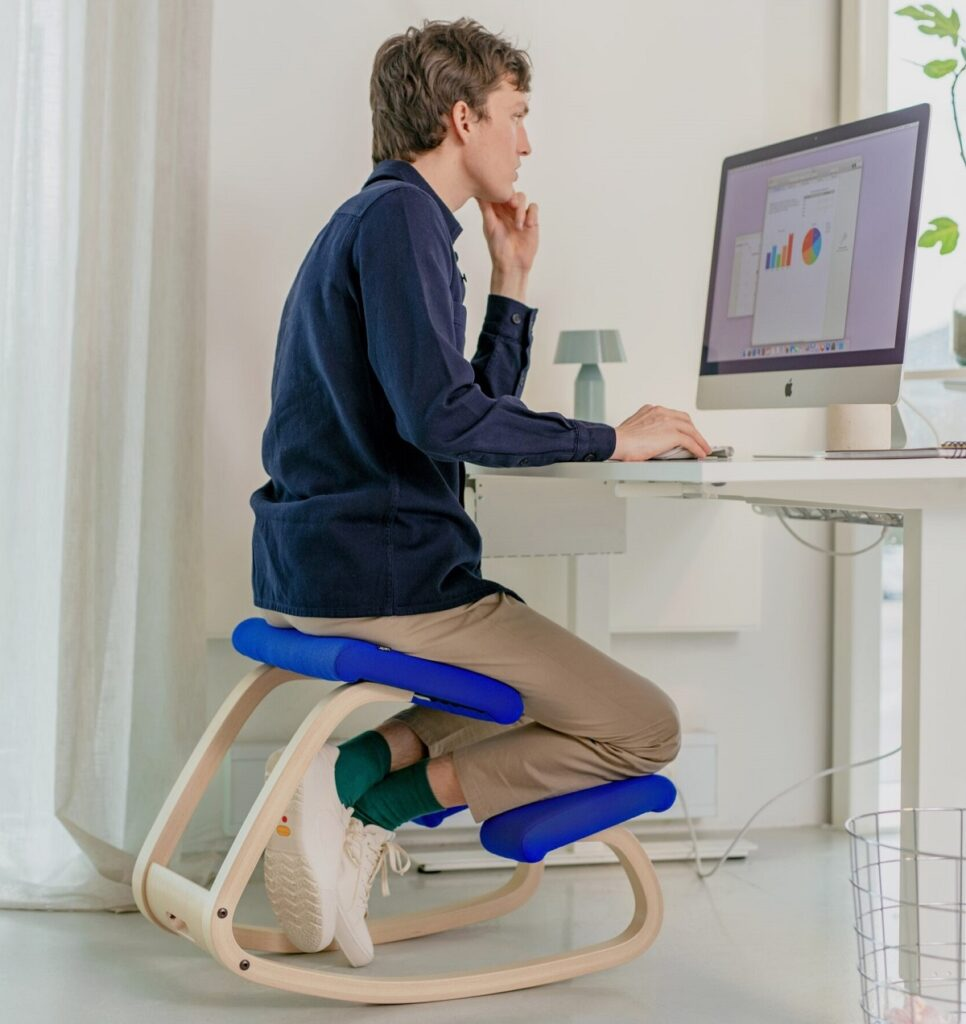 Varier ergonomische stoel