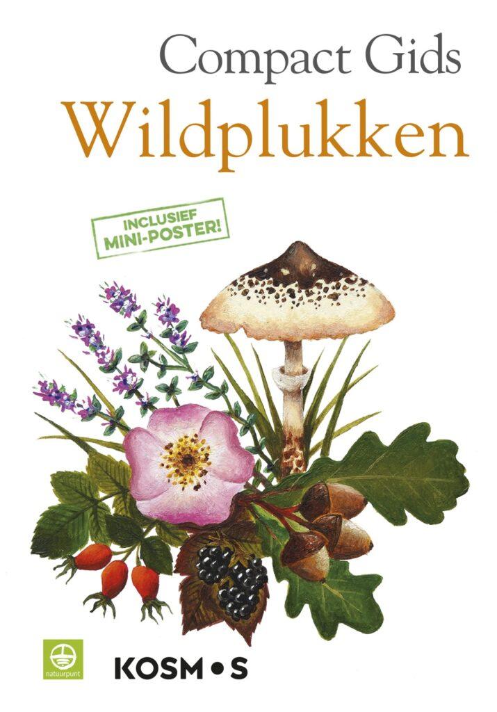 boek over wildplukken