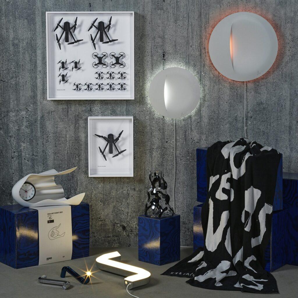IKEA kunst