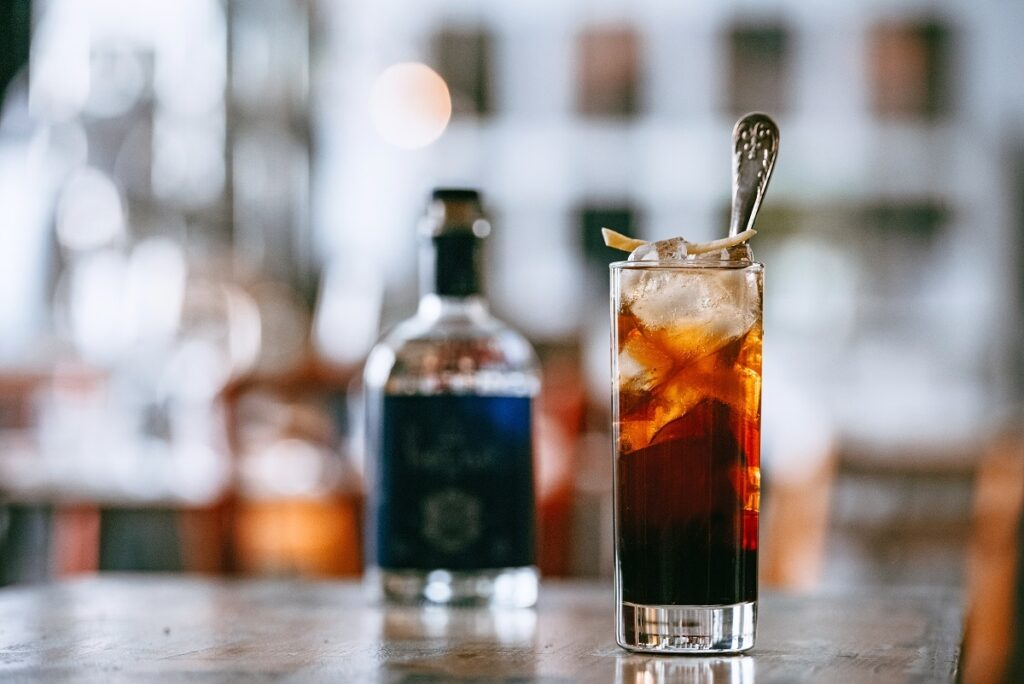 scandinavische gin