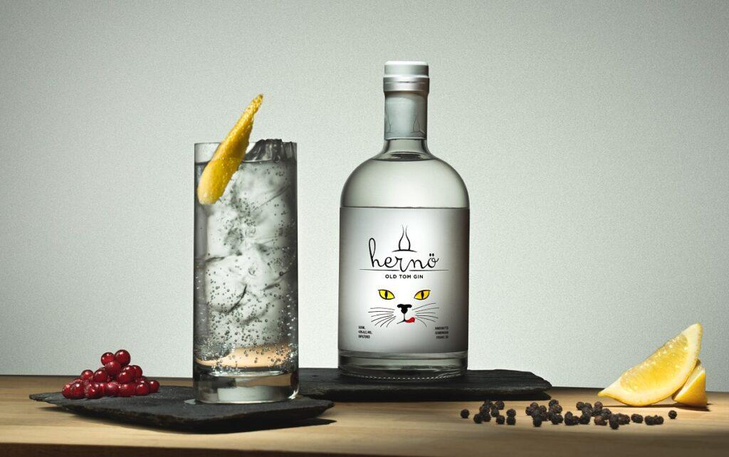 zweedse gin