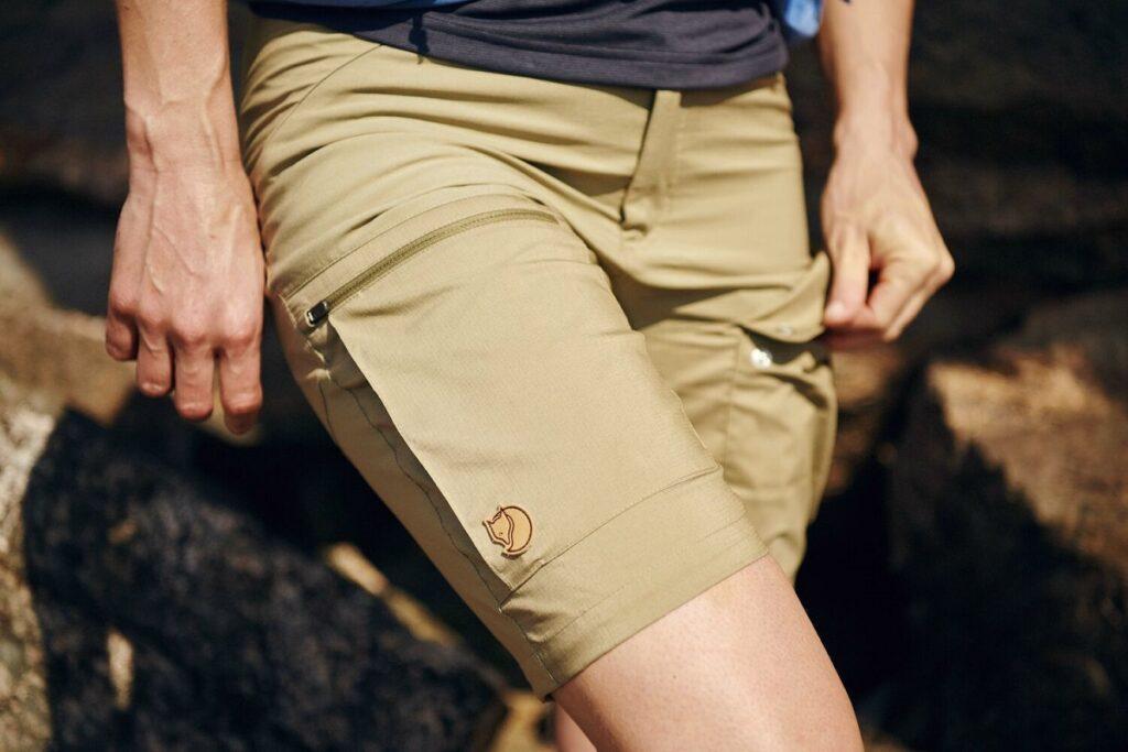 fjallraven midsummer shorts