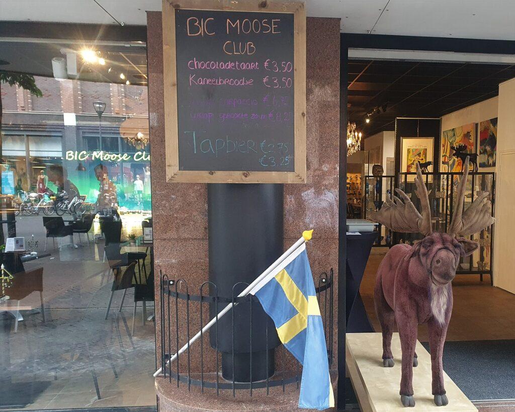 Scandinavisch restaurant in Zwolle