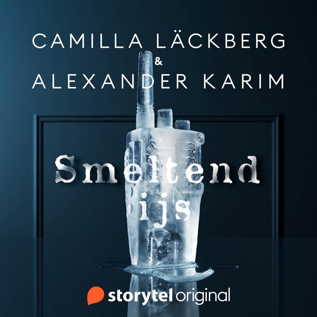 smeltend ijs van Camilla Läckberg